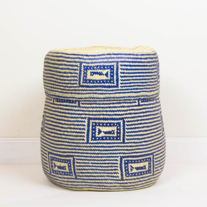 soft basket (jaritto-blue)