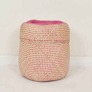 soft basket (putos-pink)