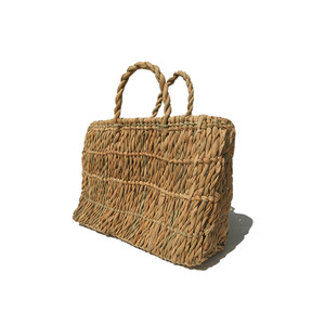 natural basket bag