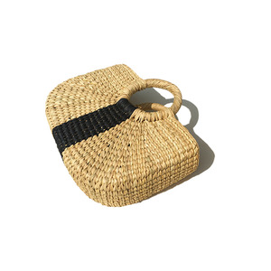 half basket bag