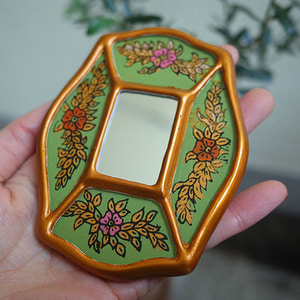 golden mirror ( mint mini )