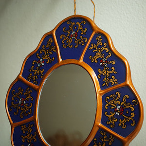 golden mirror ( blue L )