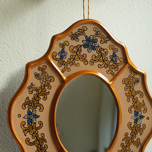 golden mirror ( soft peach pink L )