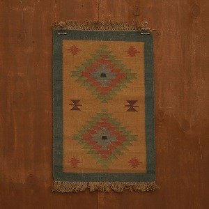 relic rug (star yellow)