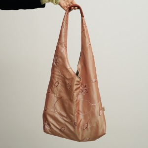 pure peach shoulder bag / 4차 재입고*