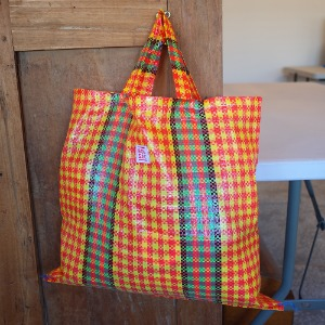 super dooper bag_ orange S
