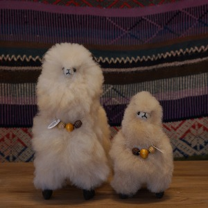 Lama doll_NATURAL
